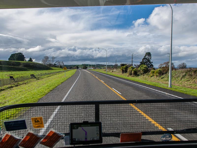Cab-view Heading Up SH1