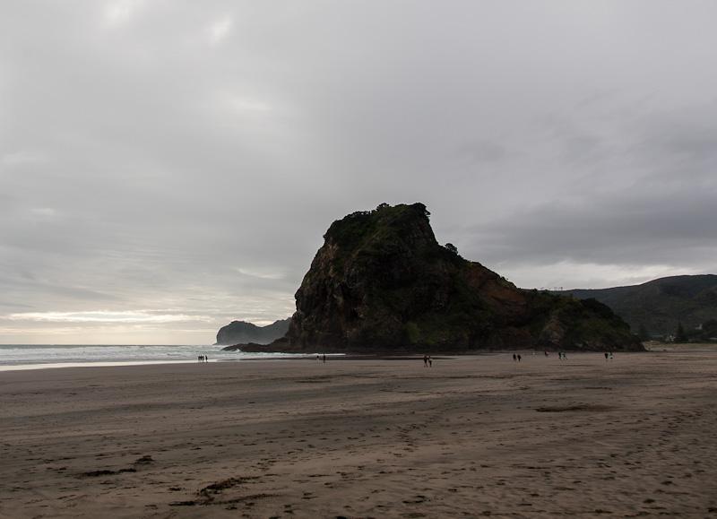 Piha Beach - West Auckland