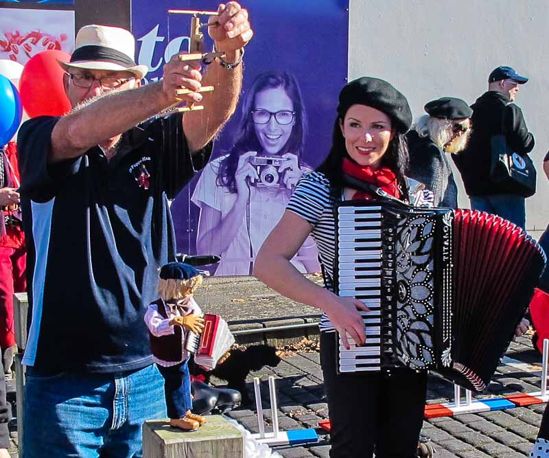 Remuera French Street Day Auckland