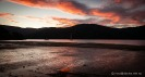 Sunset at Momerangi Bay on Queen Charlotte Track