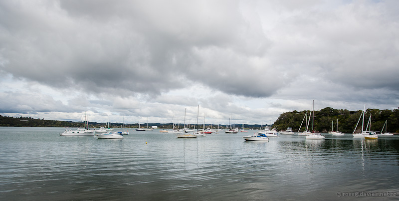 Opito Bay in the Bay of Islands