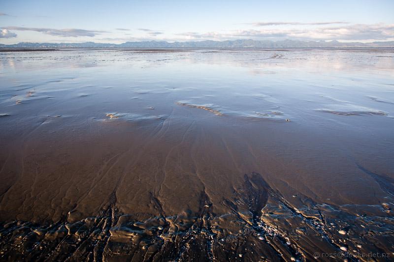 Firth of Thames near Kaiaua