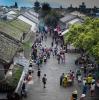 Dali old town street scene