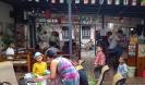 Jade Emu guesthouse restaurant area