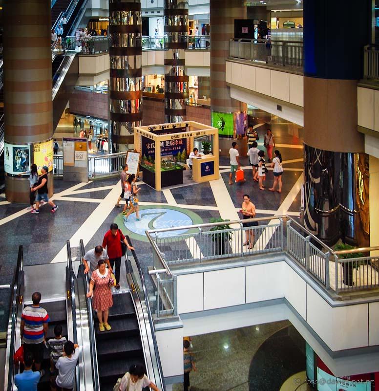 Super Brand Mall Pudong Shanghai