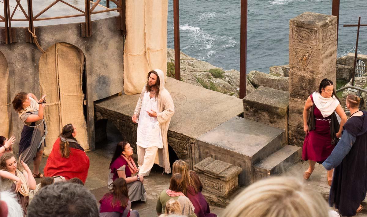 'Jesus Christ Superstar' Minack Theatre