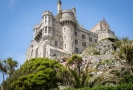 St Michael's Mount castle