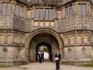 Lanhydrock gatehouse