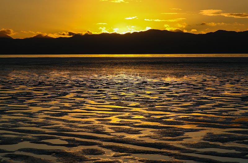 Sunrise Ray's Rest near Miranda