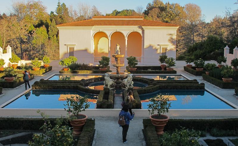 Italian Renaissance Garden - Hamilton Gardens