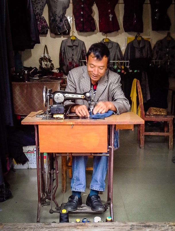 Tailor Jianchuan street