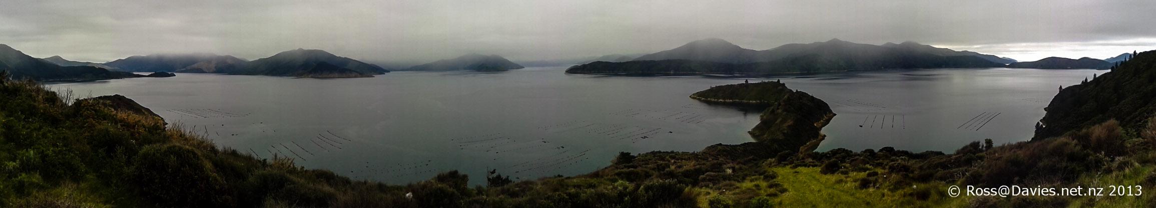 Te Puraka Point Marlborough Sounds