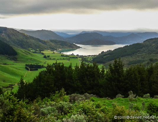 Waimaru Bay Kenepuru Sound Marlborough Sounds