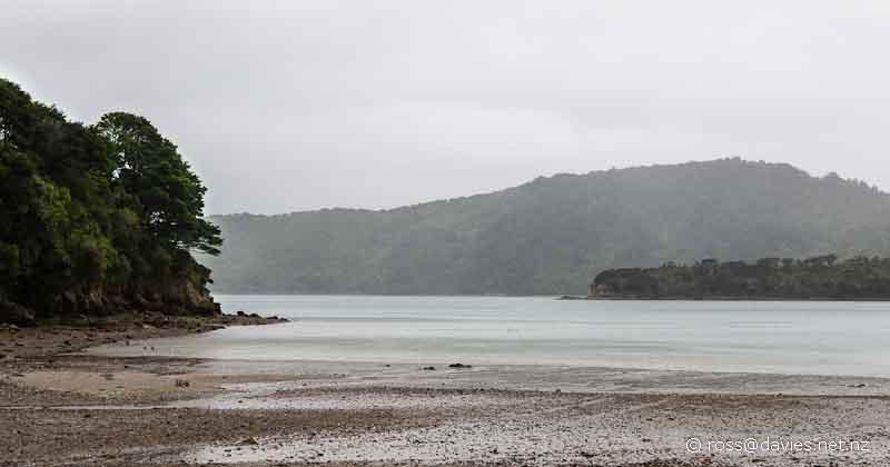 Cowshed Bay Kenepuru Sound