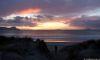 Uretiti beach sunrise 1