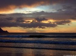 Uretiti beach sunrise 2
