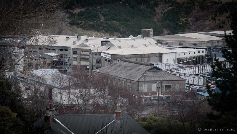 Burnside Freezing Works Dunedin
