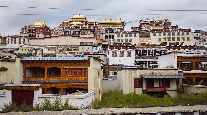 Songzanlin Monastery Shangrila