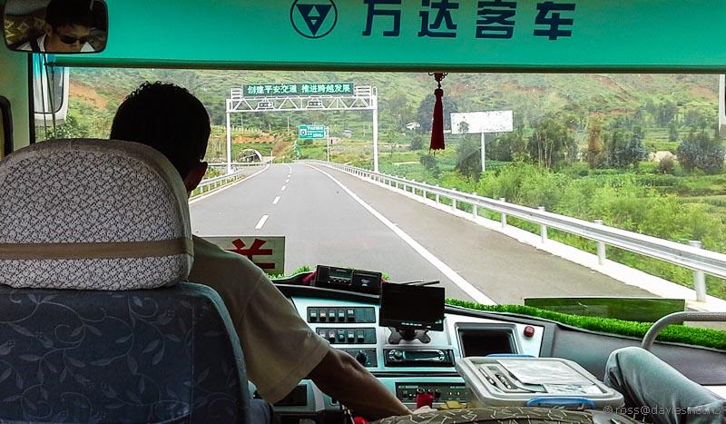 Dali to Lijiang Highway