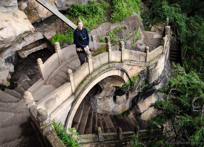 Temple Shiboa Mountain