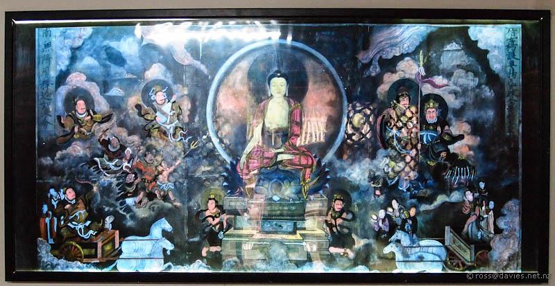 Xing Jiao Temple Sideng Shaxi