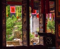 Temple Shibao Mountain