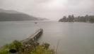 Rain at Elaiine Bay