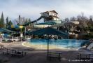 Hot pools at Hanmer Springs