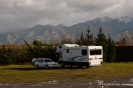 Morning near Hanmer Springs