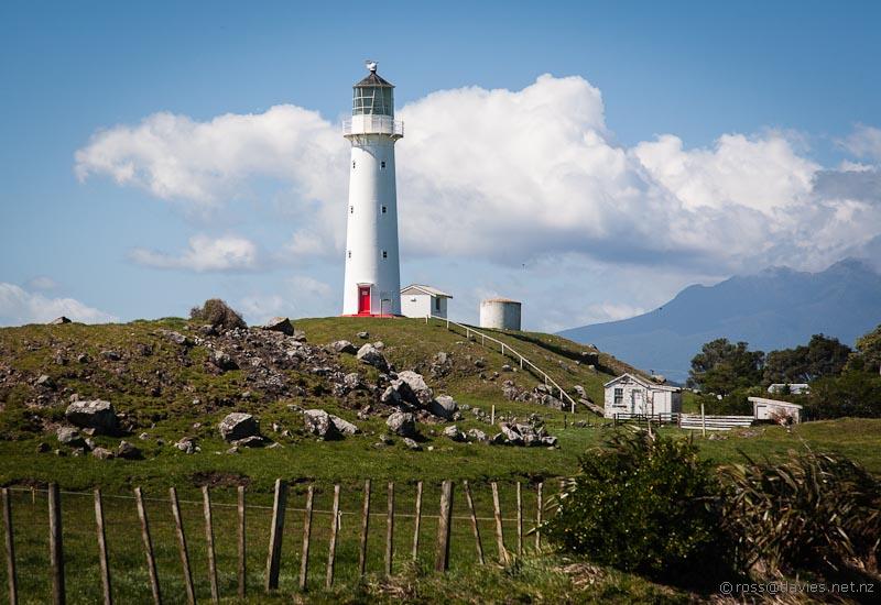 Cape Egmont lighthouse Taranaki