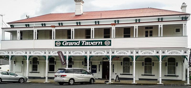Grand Hotel Te Aroha
