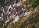 Colourful cliffs Rainbow Mountain