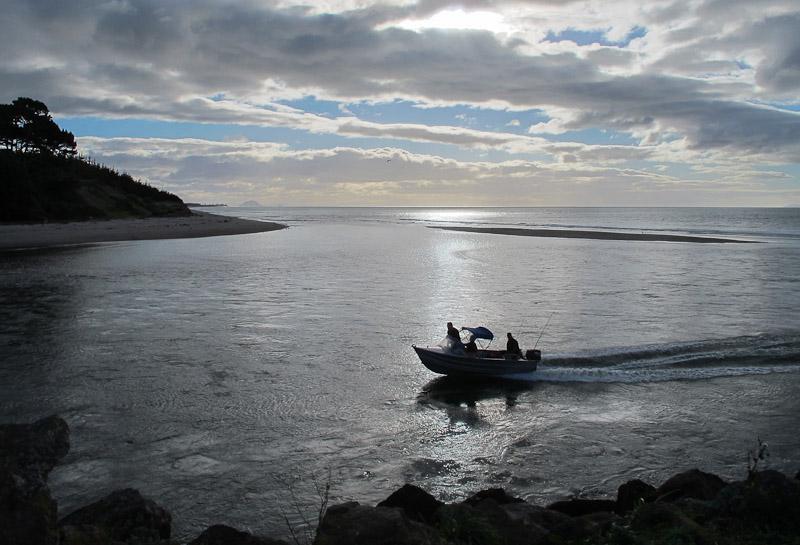 Boat Kaituna Cut