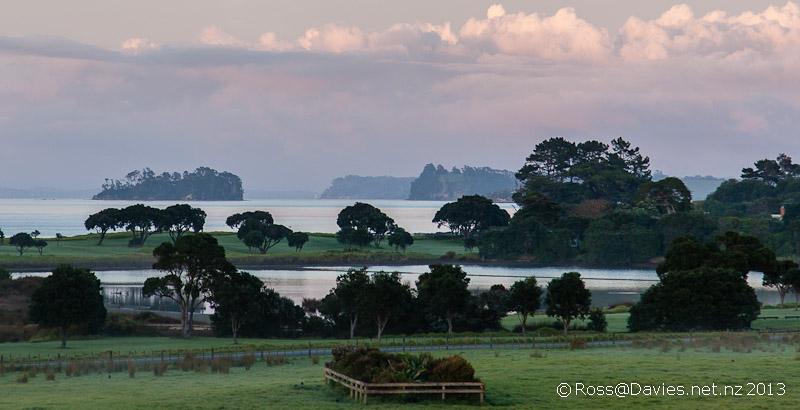 Tawharanui Regional Park Auckland