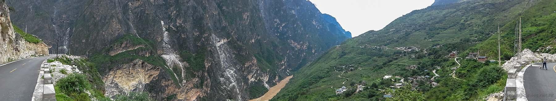 Walnut Garden Tiger Leaping Gorge
