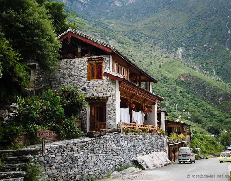 Tibet Guest House Walnut Garden Tiger Leaping Gorge