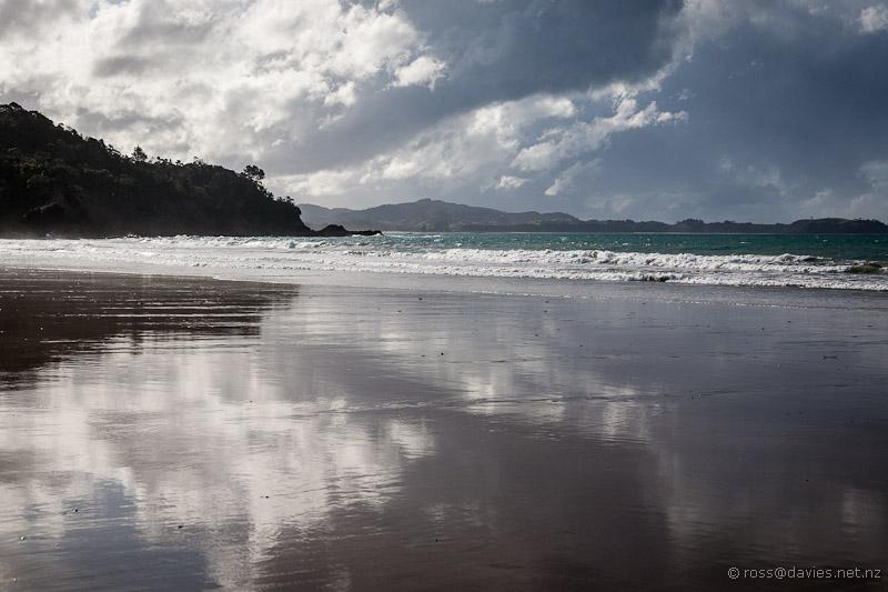 Woolleys Beach looking north