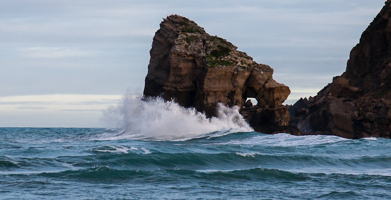 High Seas at Castlepoint
