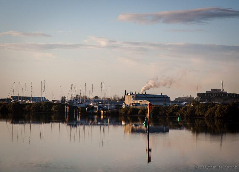 Sunrise Hatea River Whangarei
