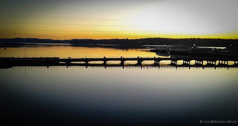 Old Mangere Bridge