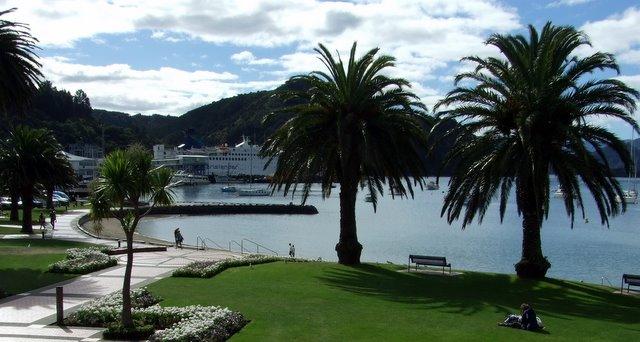 Picton waterfront
