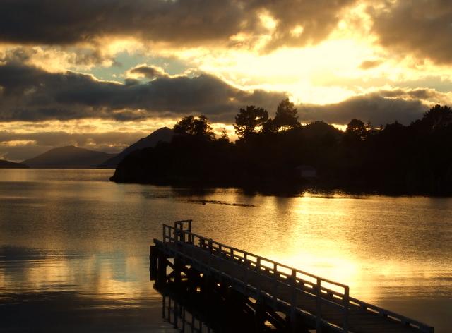 Sunrise Elaine Bay