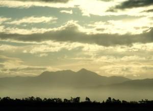 West to Richmond Range
