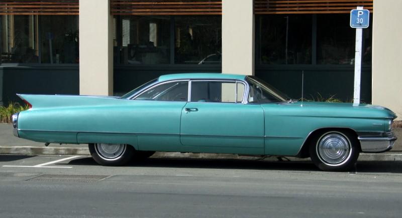 Cadillac Blenheim