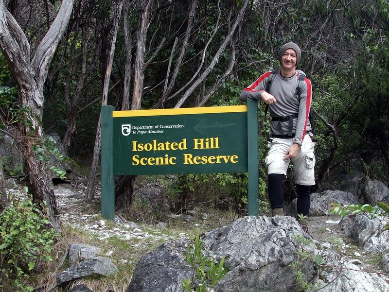 Scenic Reserve boundary