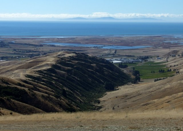 North Island from Wither Hills