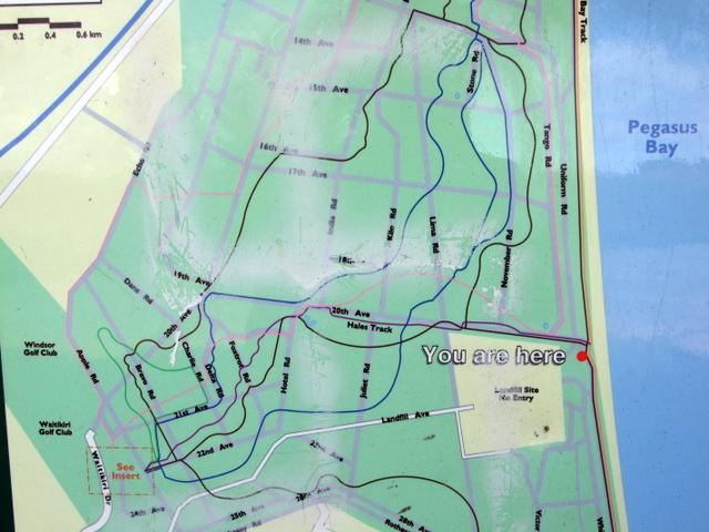 Map Bottle Lake