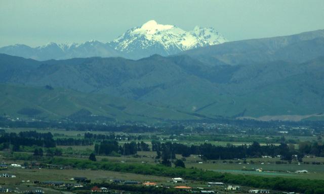 Mount Tapuae-o-Uenuku
