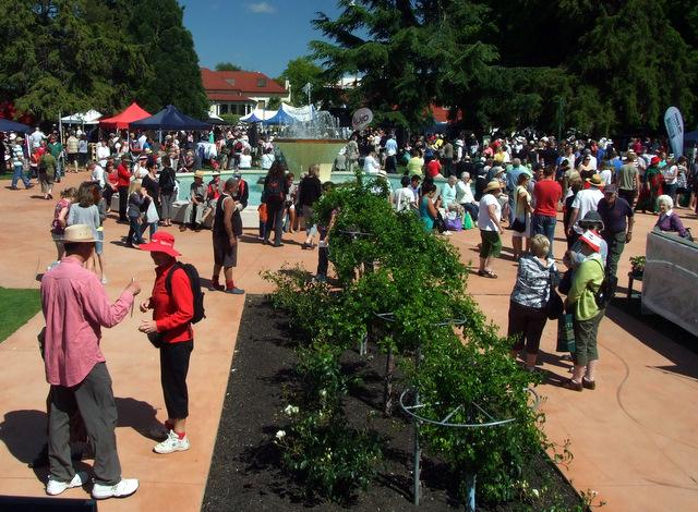 Garden Marlborough Fete