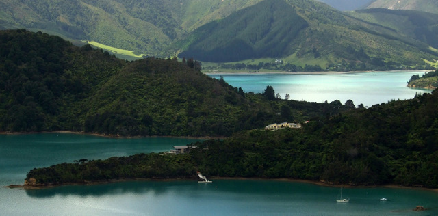 Kenepuru Sound